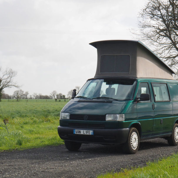 Location van westfalia