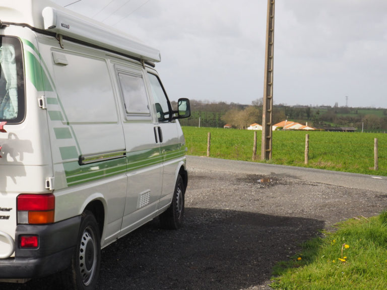 Location van Campervan Nantes